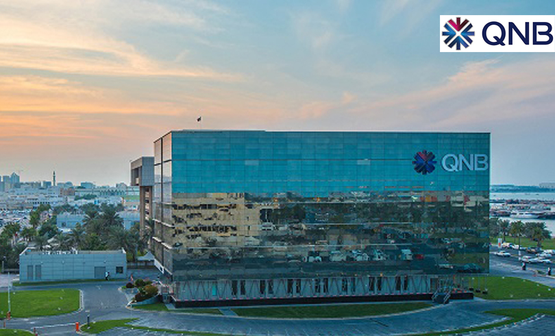 QNB Group HQ Building in Doha Photo AETOSWire 1531309373 - QNB Group: Financial Results for the Six Months Ended 30 June 2018