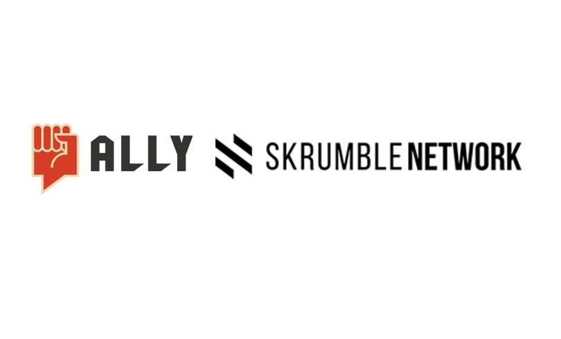ally logo 1533303878 - Skrumble Network Unveils Blockchain dApp in Beta to Reinvent Peer-to-Peer Communication