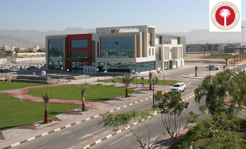 Part of the American University of Ras Al Khaimah campus Photo AETOSWire 1536041888 - AURAK Gains ABET Accreditation for Three Degree Programs