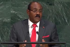HE Gaston Browne Prime Minister of Antigua and Barbuda Photo AETOSWIre 1538901894 300x200 - Antigua and Barbuda's Prime Minister Emphasises the Importance of Treating All Nations as Equals