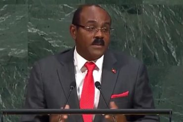 HE Gaston Browne Prime Minister of Antigua and Barbuda Photo AETOSWIre 1538901894 370x247 - Antigua and Barbuda's Prime Minister Emphasises the Importance of Treating All Nations as Equals