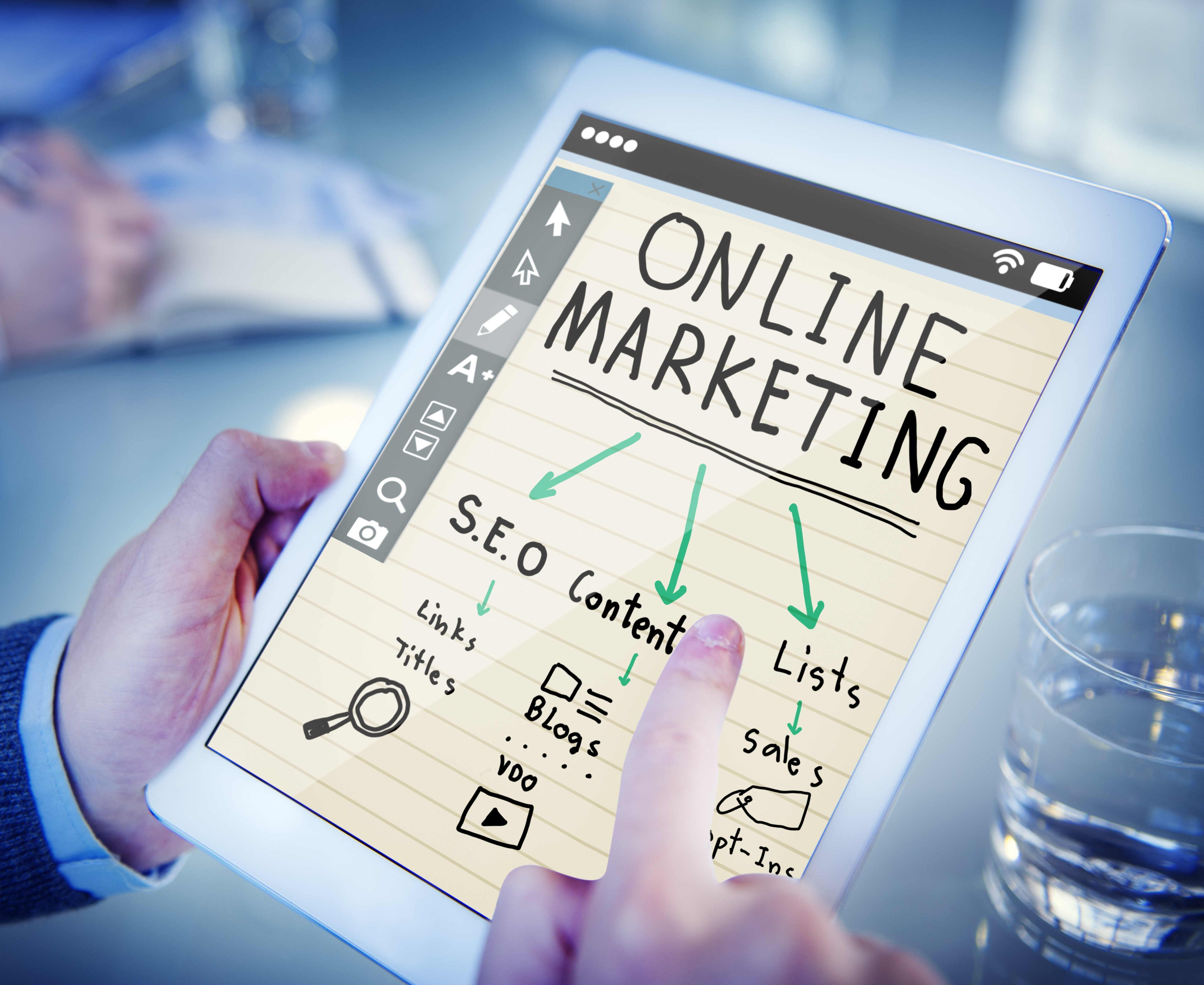 creative ways to market your business