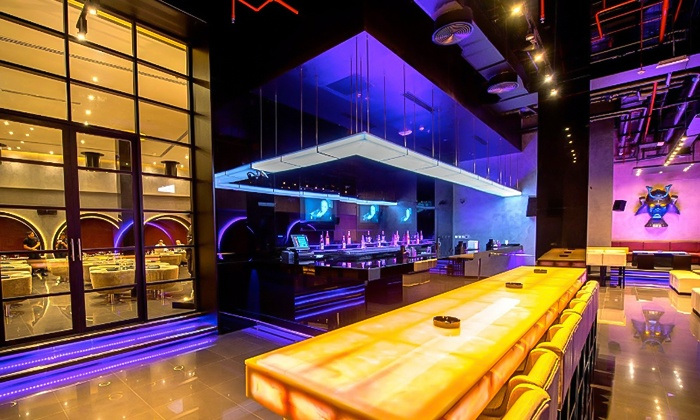 kanpai bar image - The Ultimate Fall Party 2018