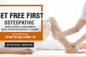 Osteopathic consultation