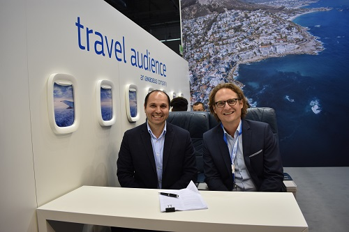 GCC expansion travel audience by Amadeus signs exclusive partnership with Reach MENA Photo AETOSWire 1543989303 - Travel Audience, an Amadeus Company Signs Strategic Partnership with Reach MENA Digital