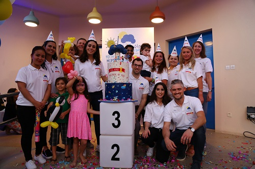 High Hopes First Anniversary Celebrations Photo AETOSWire 1544015447 - High Hopes Pediatric Therapy Center Celebrates First Anniversary and Reinforces Its Commitment to the Super Special Ones in the Middle East