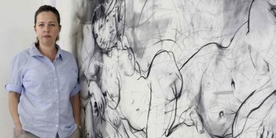 Jenny Saville 400x200 - Famous Portrait Artists and their Passions