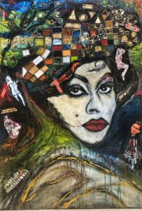 Sophias world by Suzi nassif 203x300 - New Artworks of Suzi Nassif