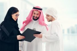 government employees 270x180 - Thirteen Novel Leaves for Dubai Government Employees