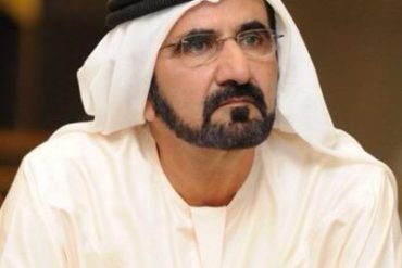 sheikh 370x247 - 8 Principles of Governance in Dubai issued by Sheikh Mohammad
