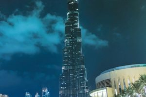 Burj Khalifa 300x200 - Places to Visit in Dubai at Night