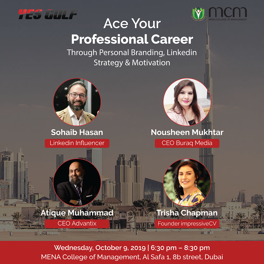 oct 9 small - Ace Your Professional Career