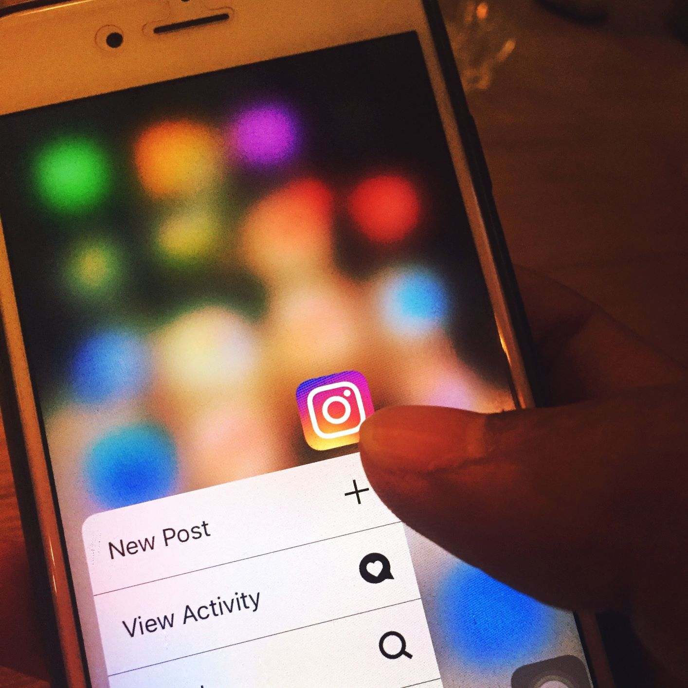 Instagram networking event in Dubai