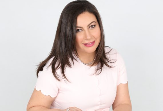 Hoda Elsobky 570x390 - Meet with the Happiness Mentor