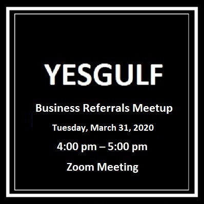 31 march - Online Business Networking for Referrals