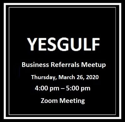yesgulf Room full of referrals 2 398x390 - YesGulf Online Networking