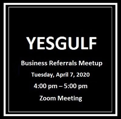 7 april 398x390 - Online Networking Event