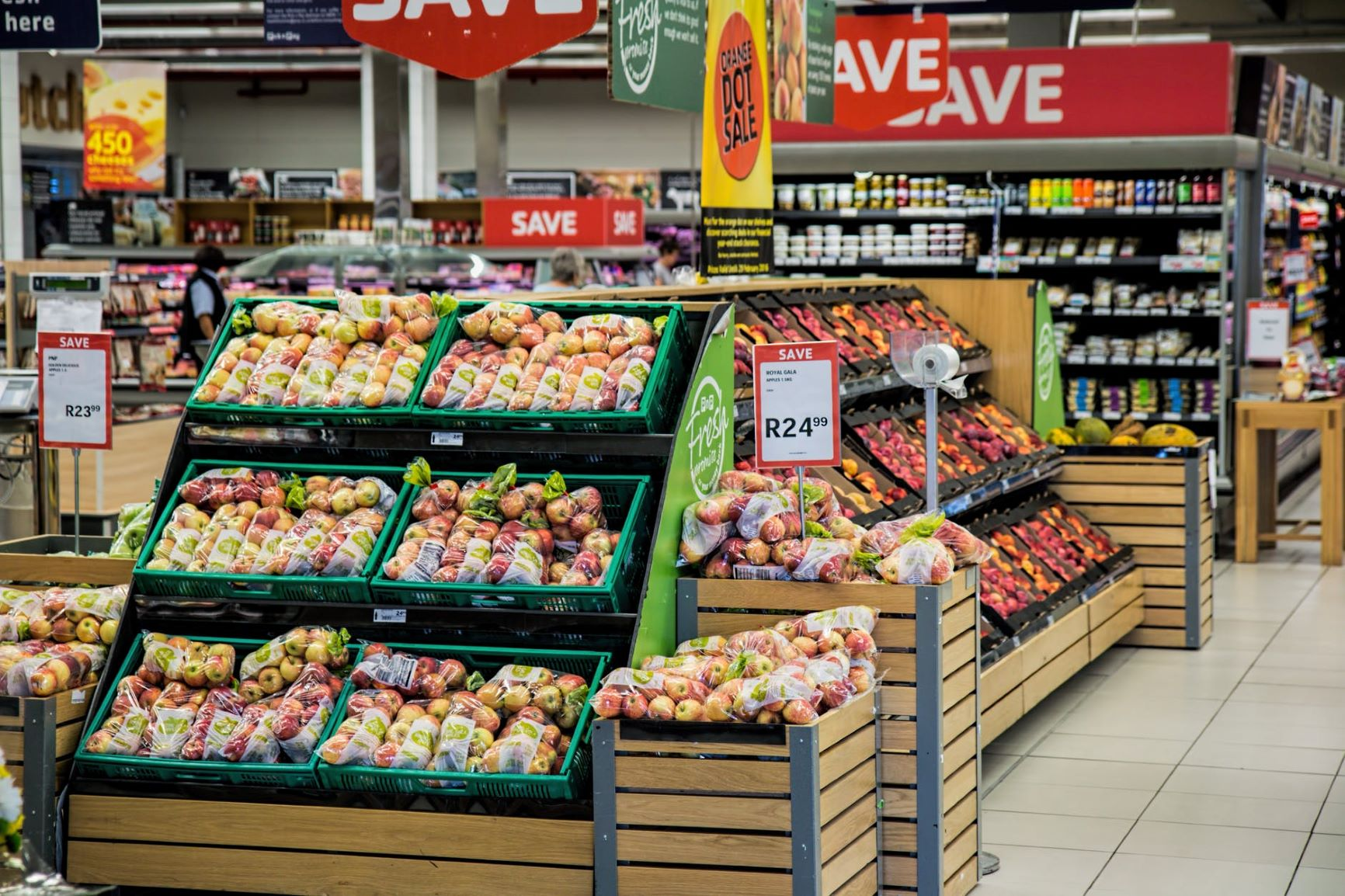 online grocery store - 5 Essential Benefits of Grocery Shopping Online