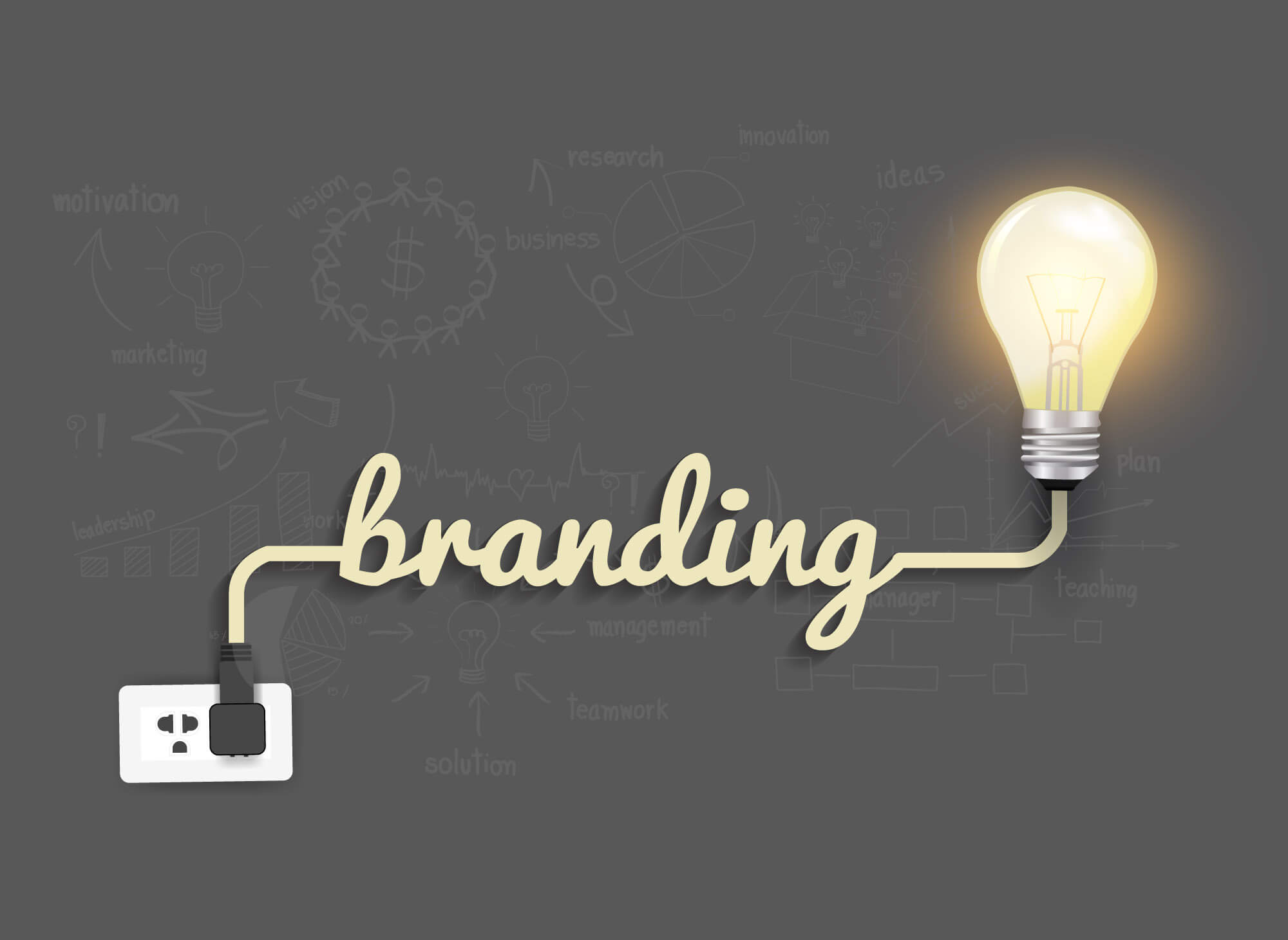 "Branding - Branding to grow business - ""The Stand Out"" ingredient!"