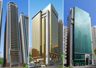 12 Towers 400x285 - Meet with Ghazi Awad, Founder and Managing Director of GA Architects & Engineers