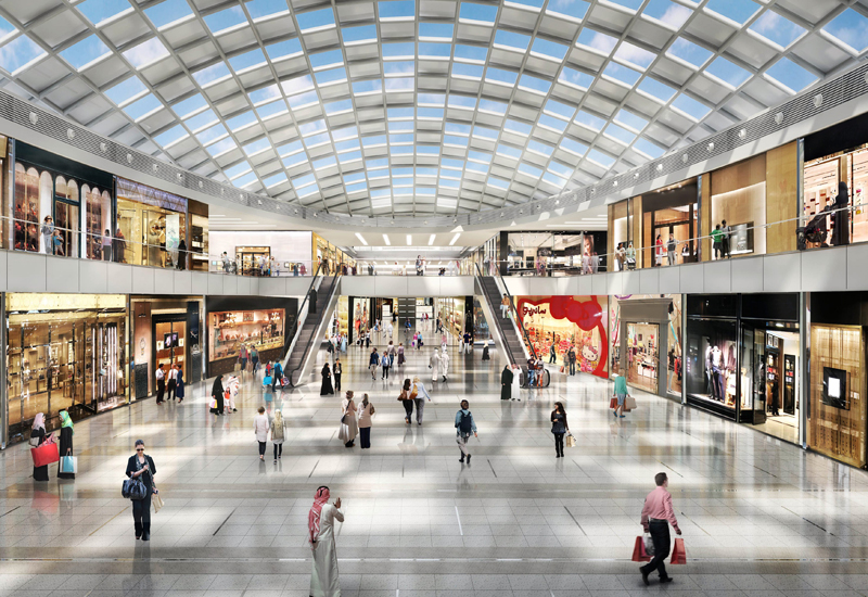 Doha Festival City Centre Court - 8 Fun Things to Do in Qatar's Largest Mall